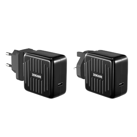 Shop and buy Zendure SuperPort 30W USB-C Power Delivery Mini Wall Charger Port 1 switchable UK/EU plug adapter| Casefactorie® online with great deals and sales prices with fast and safe shipping. Casefactorie is the largest Singapore official authorised retailer for the largest collection of mobile premium accessories.