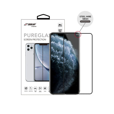 Where to buy the best-priced iPhone 11 Pro screen protector in Singapore? Check out the Zeelot Clear 2.5D Tempered Glass here! More discount accessories only at Casefactorie!