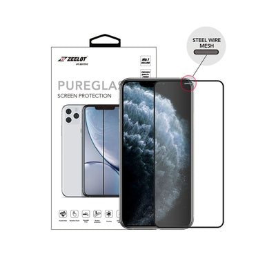 Where to buy the best-priced iPhone 11 Pro screen protector in Singapore? Check out the Zeelot Pro Anti-Glare Matte 2.5D Tempered Glass here! More discount accessories only at Casefactorie!
