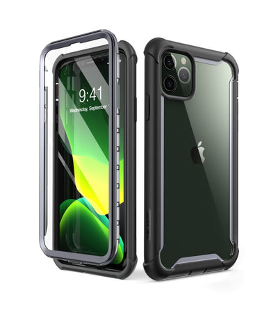 Where to buy the best-priced iPhone 11 Pro phone case in Singapore? Check out the  i-Blason Ares Clear series cover here! More discount accessories only at Casefactorie!