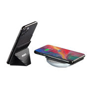 Shop and buy MOFT X Phone Stand with Card Holder (Compatible with Wireless Charging) Ultra-Slim Hand Grip| Casefactorie® online with great deals and sales prices with fast and safe shipping. Casefactorie is the largest Singapore official authorised retailer for the largest collection of mobile premium accessories.