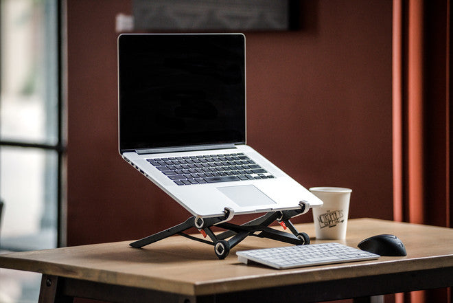 Enables freedom to work anywhere