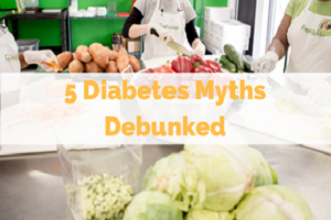 5 Diabetes Myths Debunked