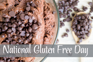 Celebrating National Gluten Free Day