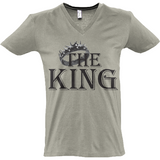 For Him Bl King - Sol's Master V-Neck T-Shirt - Movie TV Show Merch