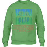 Stranger Things Upside Down - Anvil Sweatshirt - Movie TV Show Merch