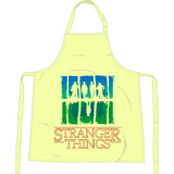Stranger Things Upside Down- Apron - Movie TV Show Merch