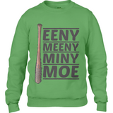The Walking Dead Miny Moe Lucille - Anvil Fashion Sweatshirt - Movie TV Show Merch