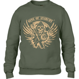 Sons of Anarchy - Anvil Sweatshirt - Movie TV Show Merch