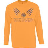 Game of Thrones - Moon of my Life - Sol's Monarch Long Sleeve T-Shirt - Movie TV Show Merch