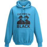 Westworld Men in Black - AWDis Street Hoodie - Movie TV Show Merch