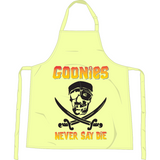 The Goonies Never Say Die Apron - Movie TV Show Merch