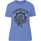 Sons of Anarchy bl - Anvil Ladies T-Shirt - Movie TV Show Merch