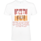 Stranger Things Upside Down - RO Sol's Imperial FIT T-Shirt - Movie TV Show Merch