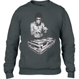 Bruce Lee DJ - Anvil Sweatshirt - Movie TV Show Merch