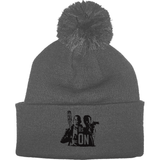 The Walking Dead Rick vs Negan - Pom Pom Beanie - Movie TV Show Merch