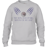 Game of Thrones - Moon of my Life - Anvil Fashion Sweatshirt - Movie TV Show Merch