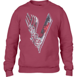 Vikings Tv Show - Anvil Sweatshirt - Movie TV Show Merch