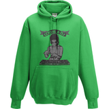 Bruce Lee God is a DJ - AWDis Street Hoodie - Movie TV Show Merch
