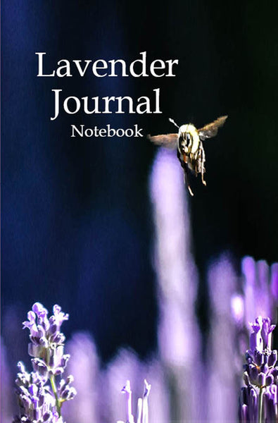 Lavender Journal: Notebook Volume 1 - Thompson Street Farm LLC, microgreens,