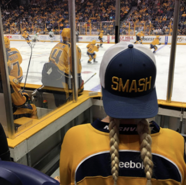 NASH ON THE ICE: PARTNERING WITH THE NASHVILLE PREDATORS AND BRIDGESTONE ARENA