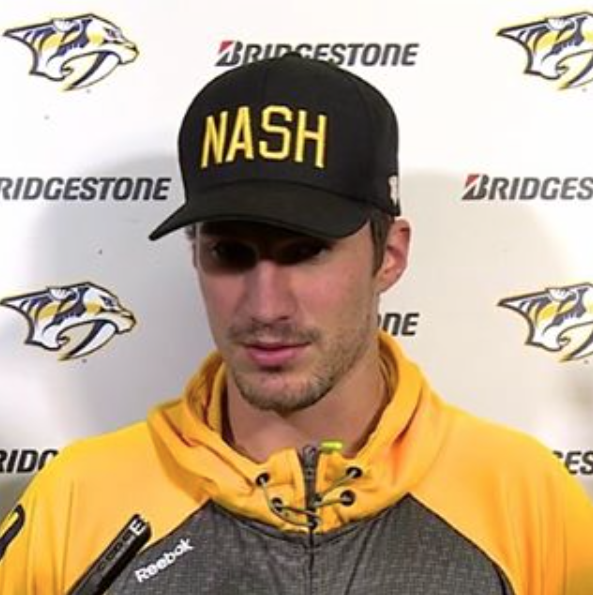 NASH on NHL Interview