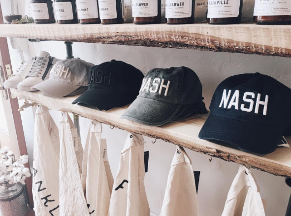 Where to find our famous NASH Hats!