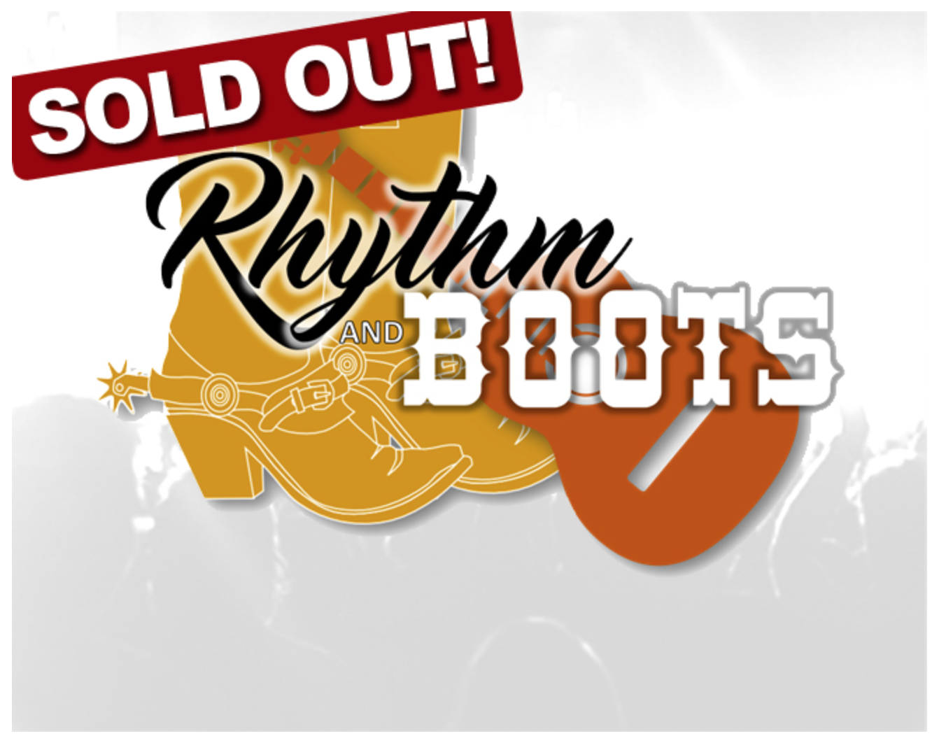 Rhythm & Boots Sam Hunt Show is SOLD OUT!