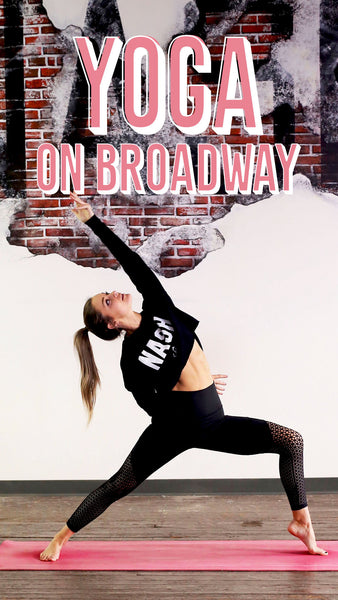 Yoga On Broadway