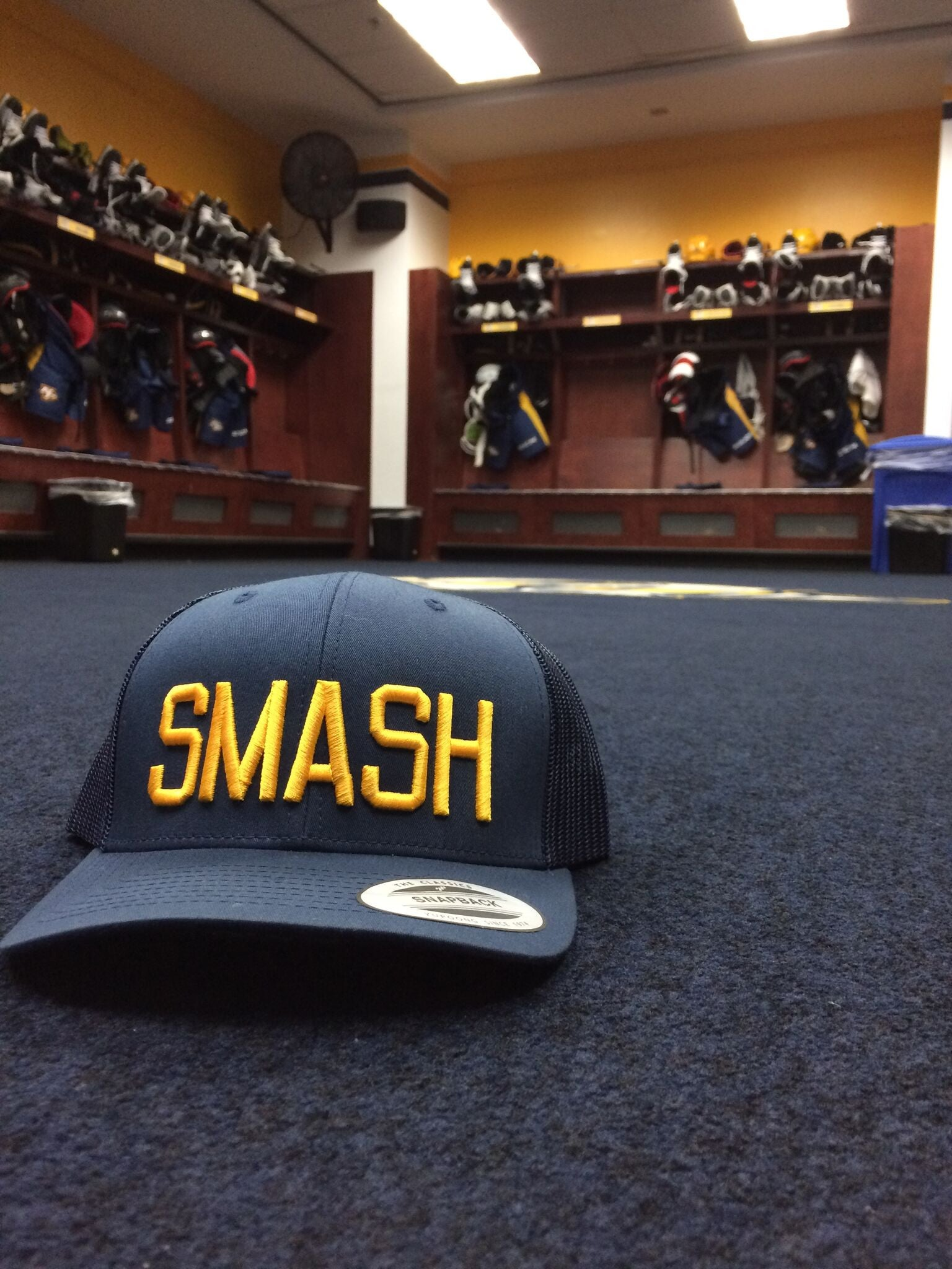 The Nash Collection Visits The Preds