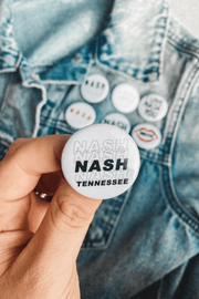 Nash Repeated Button