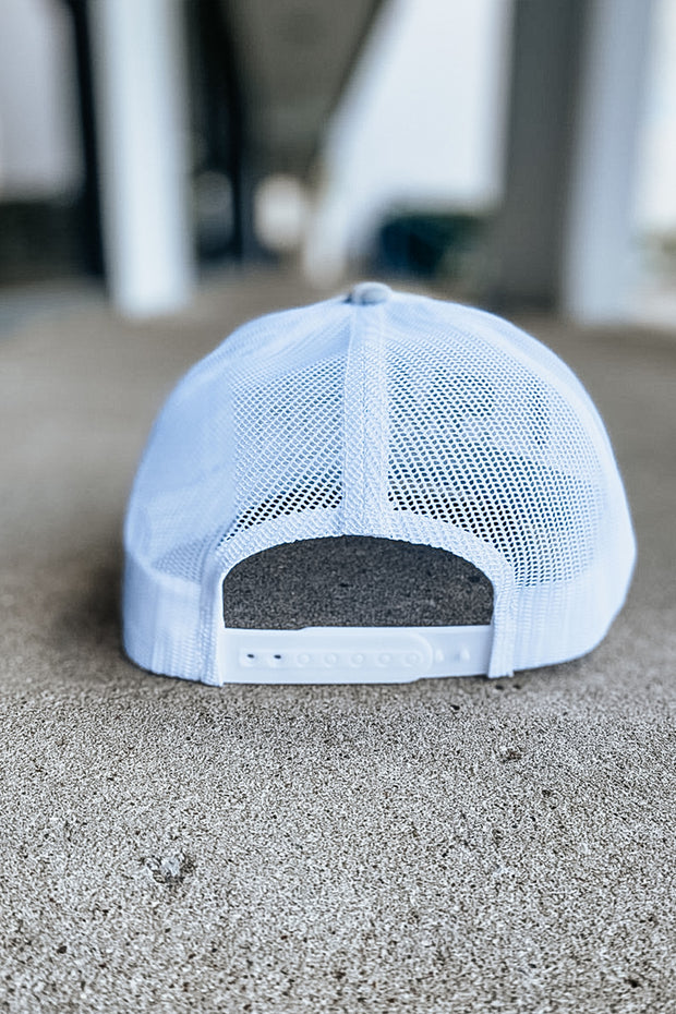 Multicam Whiteout SMASH Trucker