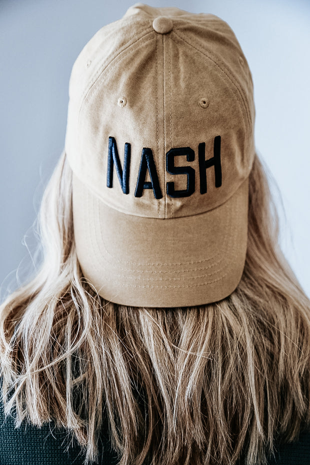Barley NASH Ball Cap