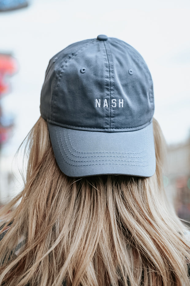 Tiny Nash Ball Cap [Dusty Blue]