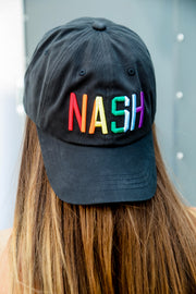Pride NASH Ball Cap