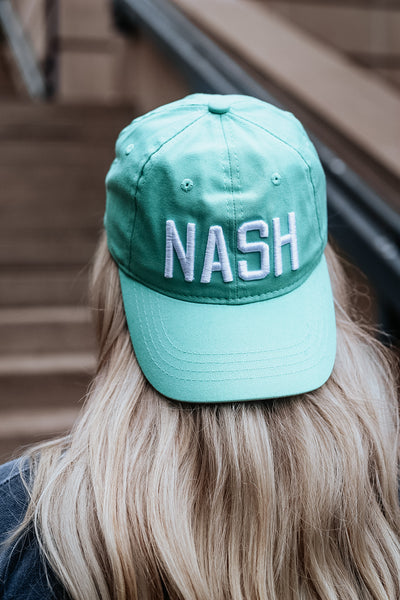 Mint NASH Original Ball Cap