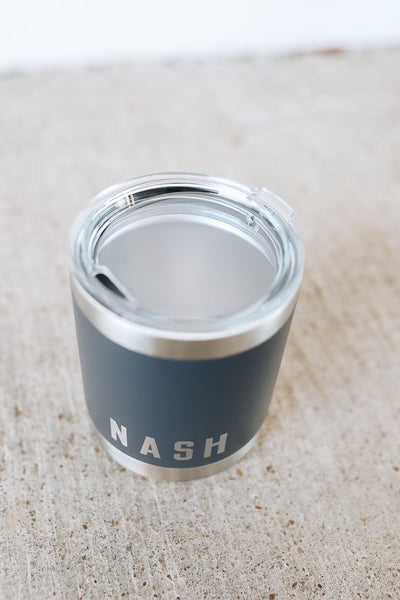 Two-Tone Charcoal/Blue NASH Classic Trucker