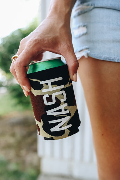 Mint/White ARK Ball Cap