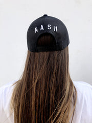 Iconic Trucker [Black]
