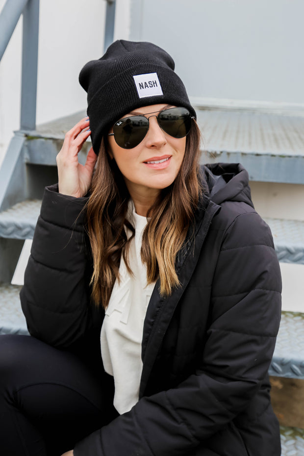 Dakota Beanie [Black]