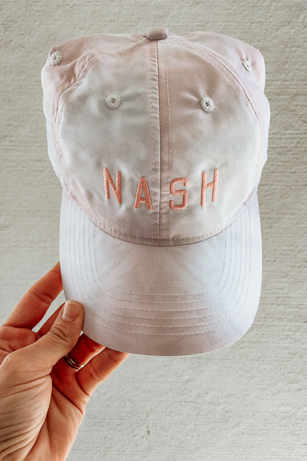 Youth NASH Tie Dye Ball Cap