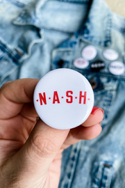 NASH Stars Button