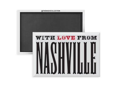 With Love From Nashville [Magnet]