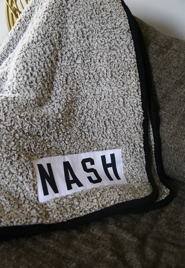 NASH Throw Blanket