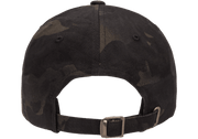 SMASH Multicam Black Ball Cap