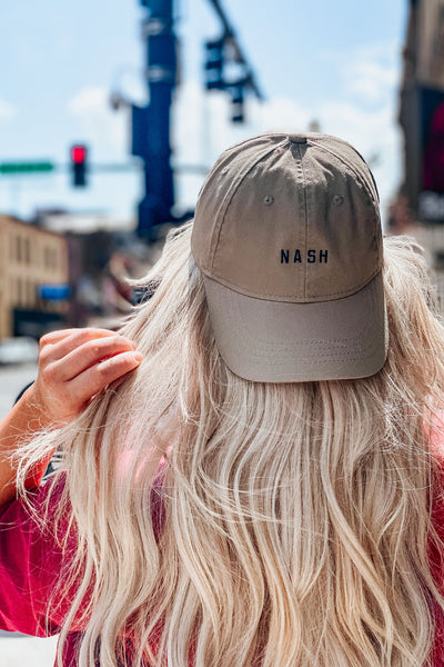 Tiny Nash Ball Cap [Khaki]
