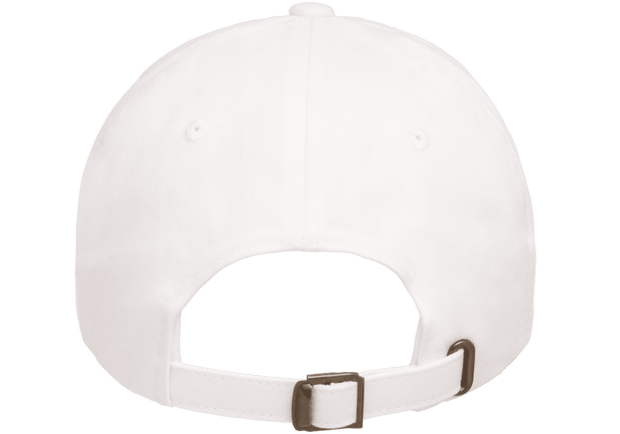 Quinn Ball Cap [White/Black]