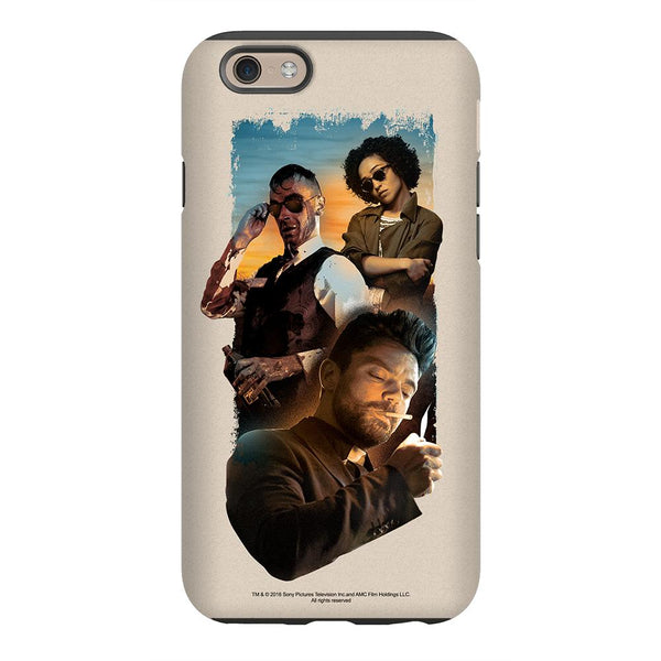 Preacher Jesse, Cassidy, and Tulip Phone Case for iPhone and Galaxy