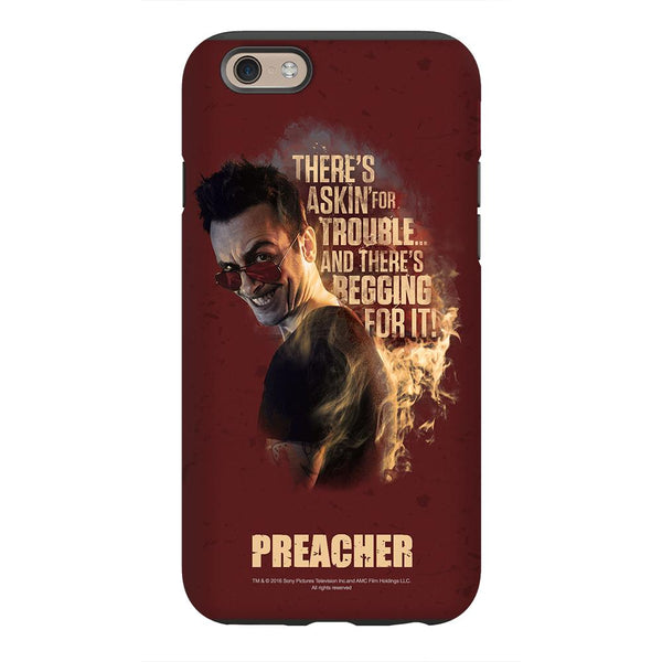 Preacher Cassidy Phone Case for iPhone and Galaxy