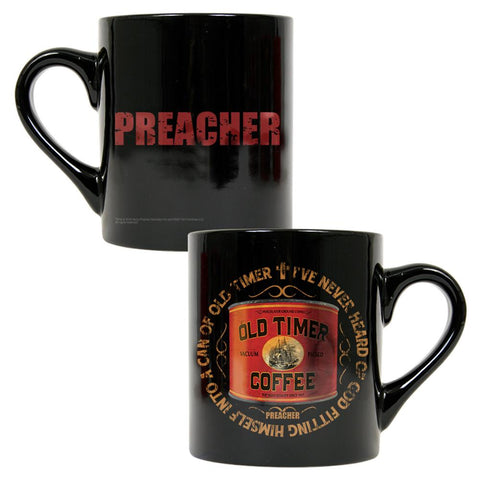 Preacher Old Timer 11-Ounce Coffee Mug